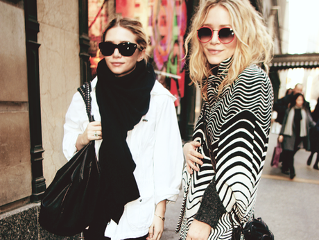 Mary Kate & Ashley Olsen - ihr Stil