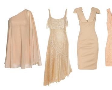 Nude Kleider - der neue Klassiker
