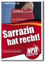 [News] Sarrazin Buch als Werbung für....