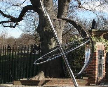 Der Nullmeridian und das Royal Greenwich Observatorium