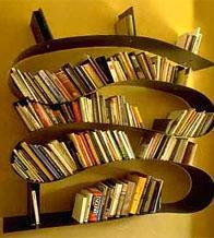Bookworm Regal typ 5