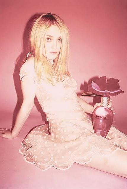 Dakota Fanning - Oh Lola by Marc Jacobs