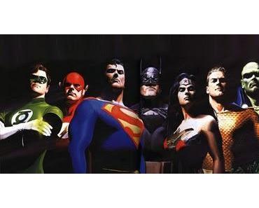 Comicverfilmungen: Warner und SC Comics gehen in die Offensive