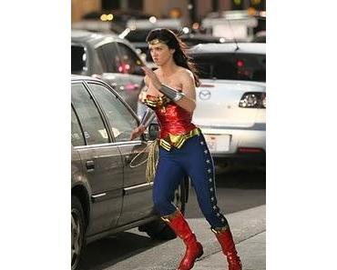 Wonder Woman: Neue Fotos & ein Video von den Dreharbeiten