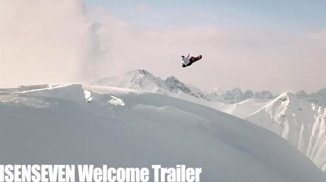 Isenseven Welcome Trailer 2011