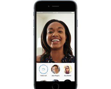 Google Duo : Videochat App bald erhältlich