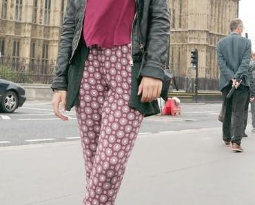What I wore in London