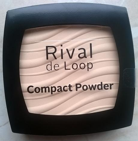 [Review] Rival de Loop Compact Powder 01 natural + ISANA Style2Create Casual Look Creme Gel :)