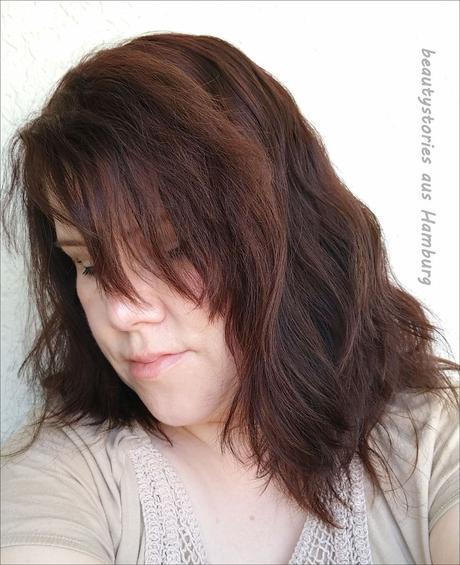 Haare elumen graue Wer hat