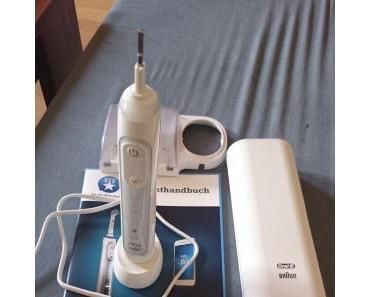 Oral-B Genius 9000 Elektrische Zahnbürste [Produkttest]