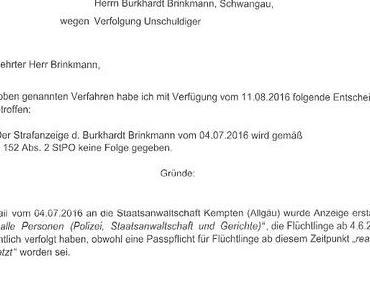 Noch ist Deutschland nicht die Erdogan-Türkei! Deshalb: Tacheles reden mit dem Merkel-Regime und seinen servilen Unterstützern!