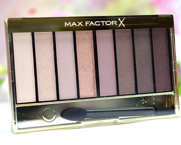 [NEU & LE] Review: Max Factor Masterpiece Nude Palette 03 Rose Nudes