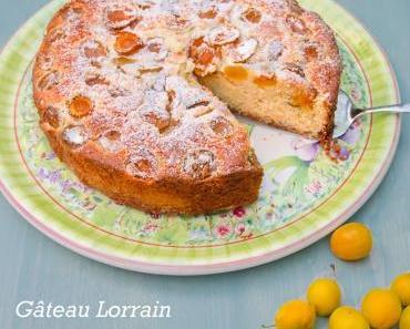 Gâteau Lorrain aux Mirabelles: Französischer Joghurt-Becher-Kuchen mit Mirabellen – ein Rezept aus der Lorraine