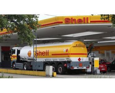 Amazon Locker Paketstationen an Shell Tankstellen