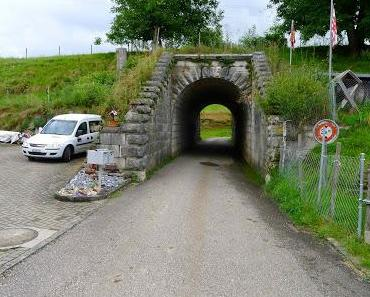 Bahndorf ohne Bahn