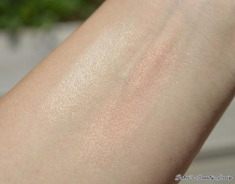 swatch Highlighter NEO NOIR