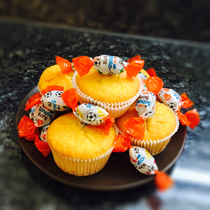 Schoko-Bons Muffins