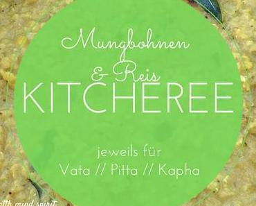 Kitcheree speziell für Vata, Pitta, Kapha