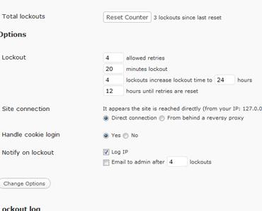 WordPress Sicherheit erhöhen durch diese Plugins