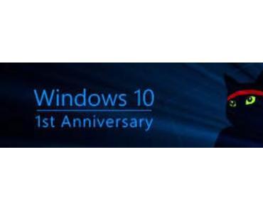 Sammelpatch zum Anniversary Update Windows 10 1607