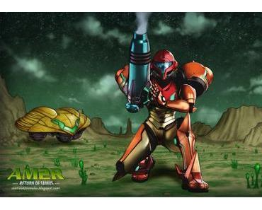 Another Metroid II Remake