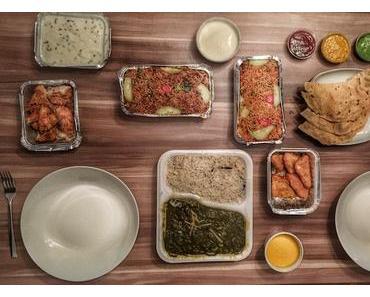 Lieferdienstcheck bei pizza.de | Surya| indische Küche