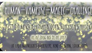 [Human-Vampire-Magic Challenge] Monatsaufgabe September 2016