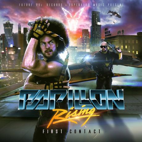 "Happy Releaseday: Papillon Rising veröffentlicht ihre ""First Contact EP"" inkl. Single/Video ""Things Are Looking Up"""