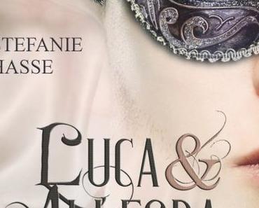 Rezension   Luca & Allegra 2 - Küsse keine Capulet von Stefanie Hasse