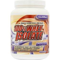 Ironmaxx 100%-Whey Isolate, Neutral, Dose 750 g