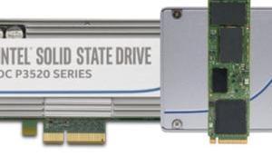 Intel stellt sechs neue Halbleiterfestplatten