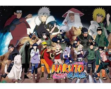 Pro 7 Maxx zeigt neue Abenteuer von Naruto Uzumaki