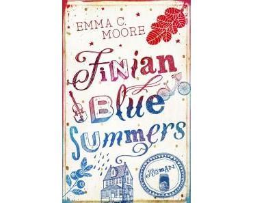 Gewinnspiel zu *Finian Blue Summers* von Emma C. Moore
