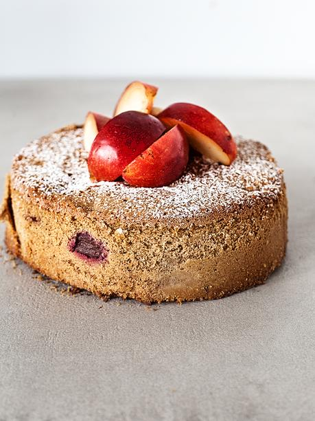 Plum Cake glutenfree & accident