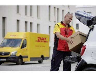 Smart wird zum Paketfach