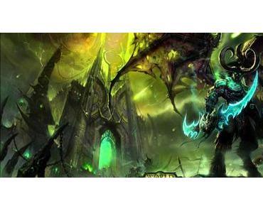 World of Warcraft: Server nach Addon Release am dritten Tage down