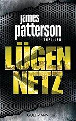 James Patterson: Lügennetz (Buchcover)