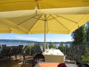 Restaurant und Strandcafe Mettnau