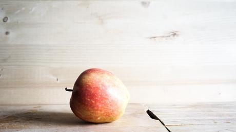 Apfelkompott im Glas