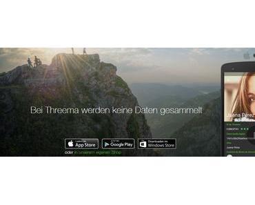 Messenger Threema mit Rabatt für WhatsApp-Nutzer