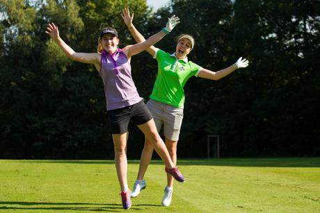 ISPS HANDA Ladies European Masters und ACTION