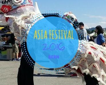 Fliegende Zelte und Massagen – Asia Festival Bern 2016