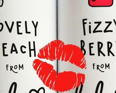 bilou Duschschaum: Lovely Peach ❤ Fizzy Berry