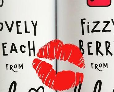 bilou Duschschaum: Lovely Peach ❤ Fizzy Berry