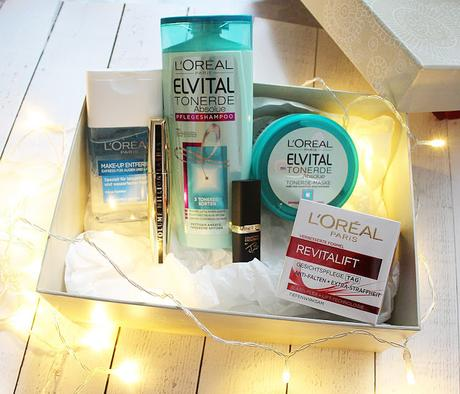 dm Jubiläumsbox L'Oreal Paris | Verlosung