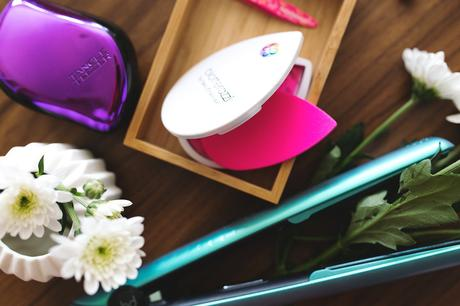 Kleidermaedchen Modeblog, Magazin, erfurt, thueringen, berlin, fashionblog, kleidermaedchen.de, Influencer Marketing und Kommunikation, Beauty, Beauty Tools, Tangle Teezer, Tweezerman, Catrice, ghd, beautyblender