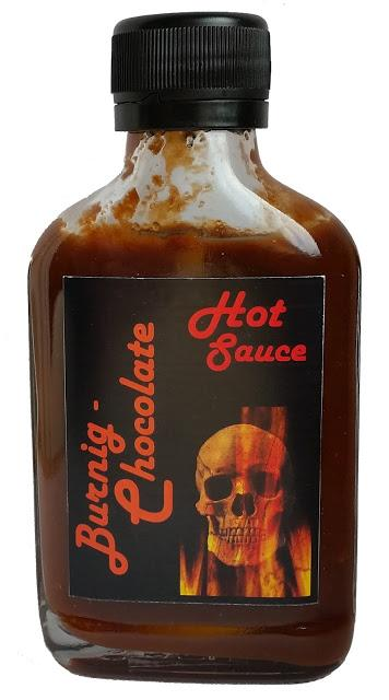 Chili Insane Austria (C.I.A.) - Burning Chocolate Hot Sauce