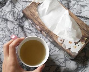 5 Tipps bei Erkältung