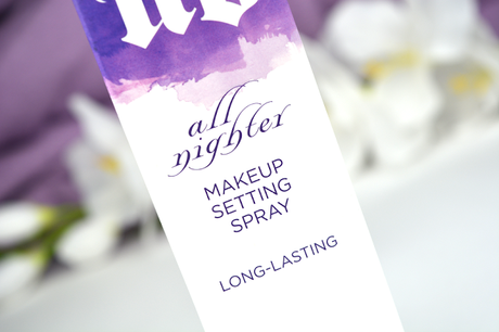 Urban Decay All Nighter Make-Up Setting Spray | Long-Lasting