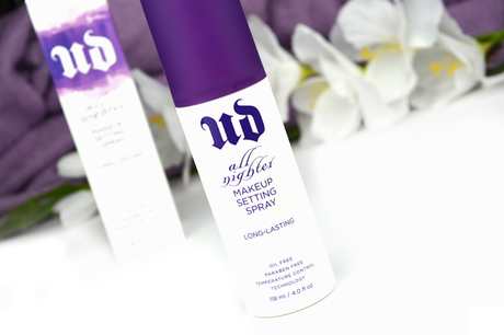 Urban Decay All Nighter Make-Up Setting Spray
